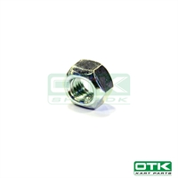 Self locking nut, M8, Metal