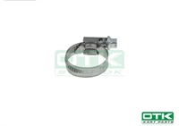 Water pump AC clamp Ø16 x 25 mm