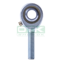 Steering joinbal, male, M8, right threaded, IKO