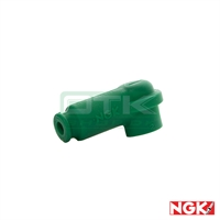 Spark Plug Cap, NGK for R7282, Green