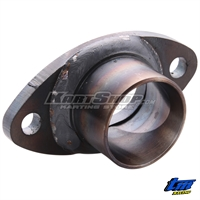 Exhaust manifold, TM 60 cc