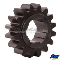 Gear 2th Mainshaft Z16, TM KZ10