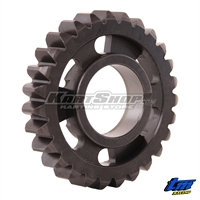 Gear 4th countershaft, TM KZ10