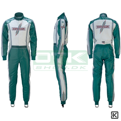 Tony kart driver overall/suit