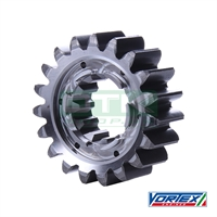 Primary transmission sprocket, 19 T, Vortex KZ