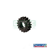 Primary transmission sprocket RVZ, 17t, Vortex KZ