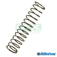 Pressure spring for carburettor, Tillotson, 42 Gram