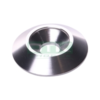 Counter sunk washer 30x8 mm, silver