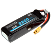 Battery, LiPo, 11,1V 2200 mAh - UniGo