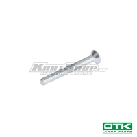 Countersunk bolt M6 x 55mm