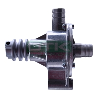 Water pump, Aluminium
