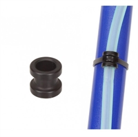 Tube for fuel pipe, black