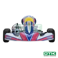 This is the brand new Rookie Ev from Kosmic with all new parts and new bodywork