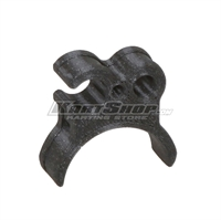 Fuel and Throttle Line Support, Black