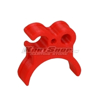 Fuel and Throttle Line Support, Red
